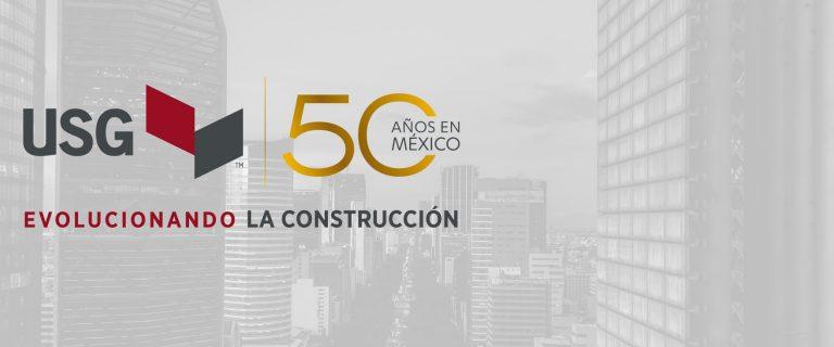 USG CUMPLE 50 AÑOS MÉXICO