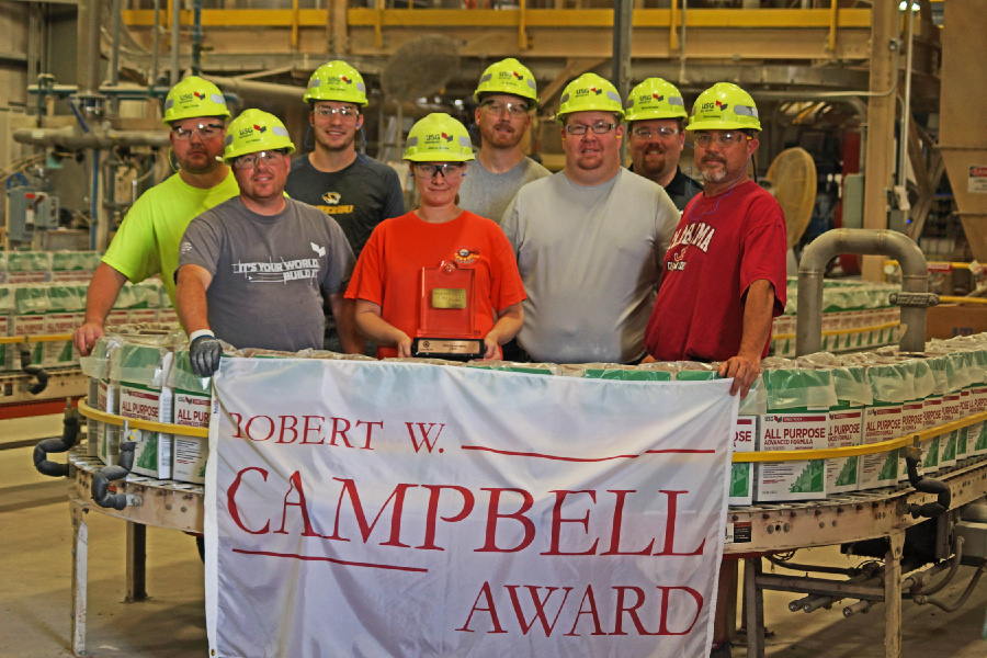 Robert Campbell Award