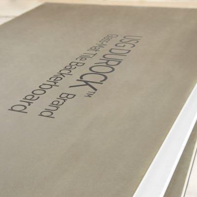 Durock™ Brand Glass-Mat Tile Backerboard