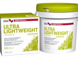 Ultralightweight Joint Compounds