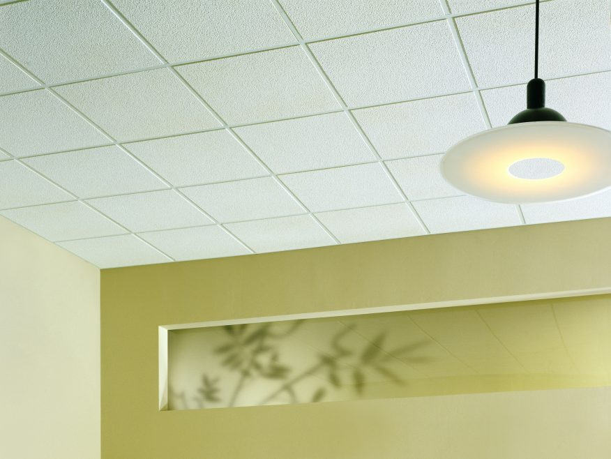 Alpine Acoustical Panels Acoustical Retail Ceiling Panels - 2x2 act ceiling