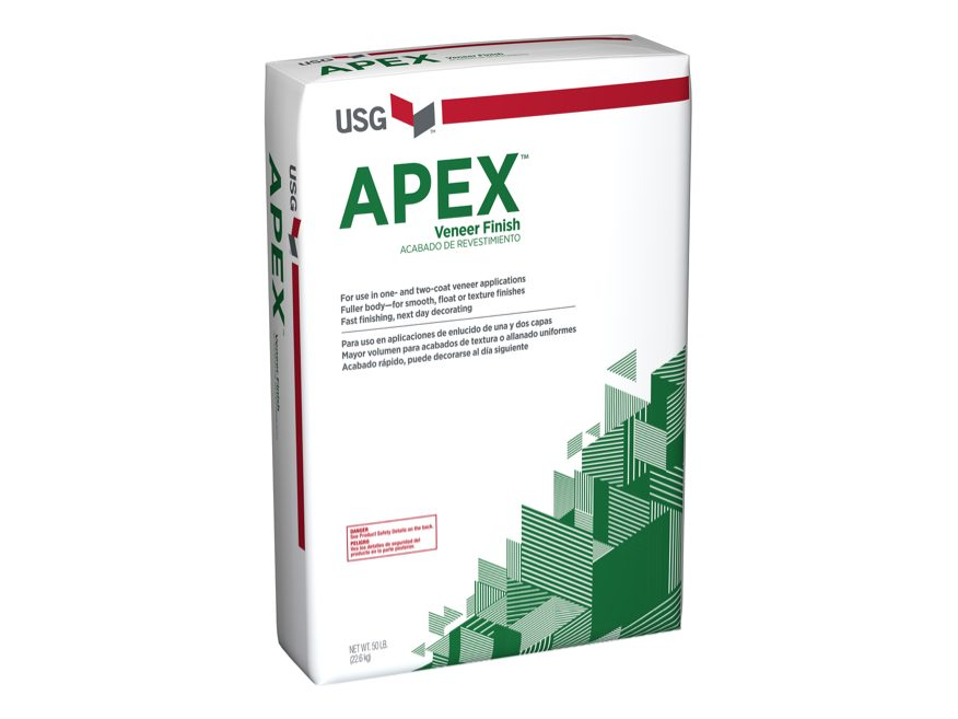 Apex Veneer Finish Usg