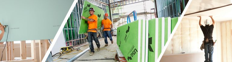 Sheetrock Plaster Base Panels | USG