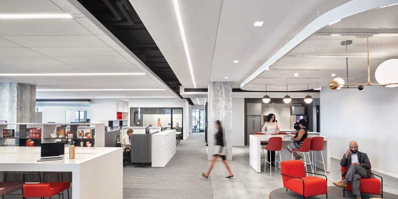 Integrated Ceilings Systems
