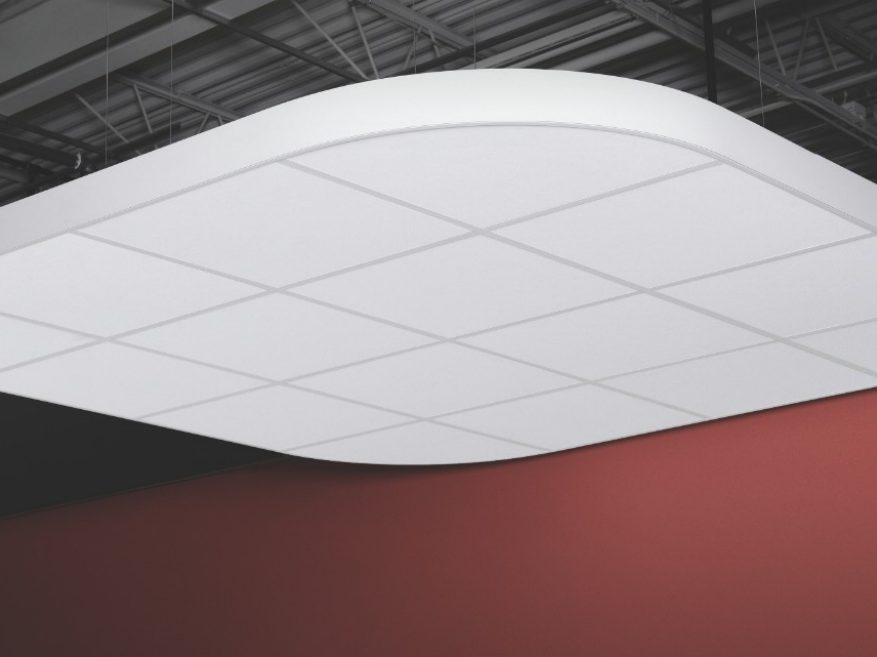 University Of Toyota >> Compositions™ Decorative Ceiling Clouds
