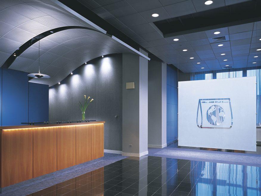 Curvatura 3 Dimensional Suspension System 3d Ceiling