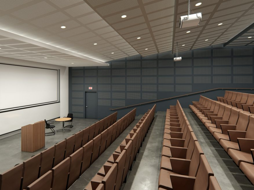 Danoline Wall And Ceiling Acoustical Perforated Gypsum