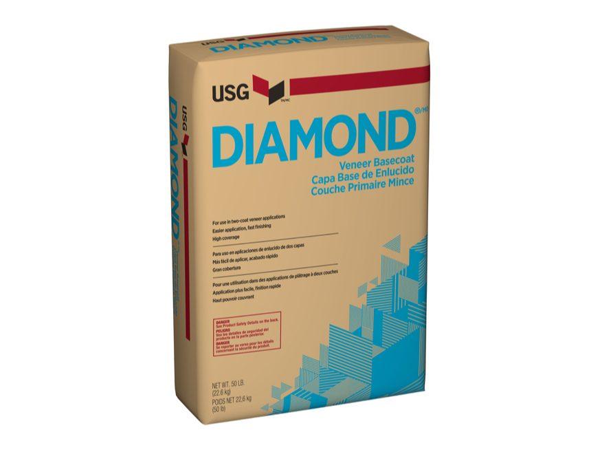 Diamond 174 Veneer Basecoat Usg