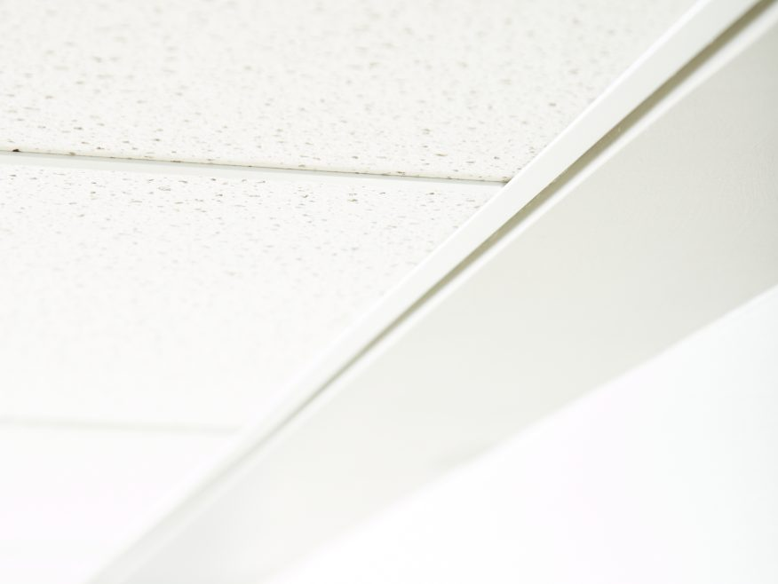 Donn® Acoustical Ceiling Suspension System Angle Moldings