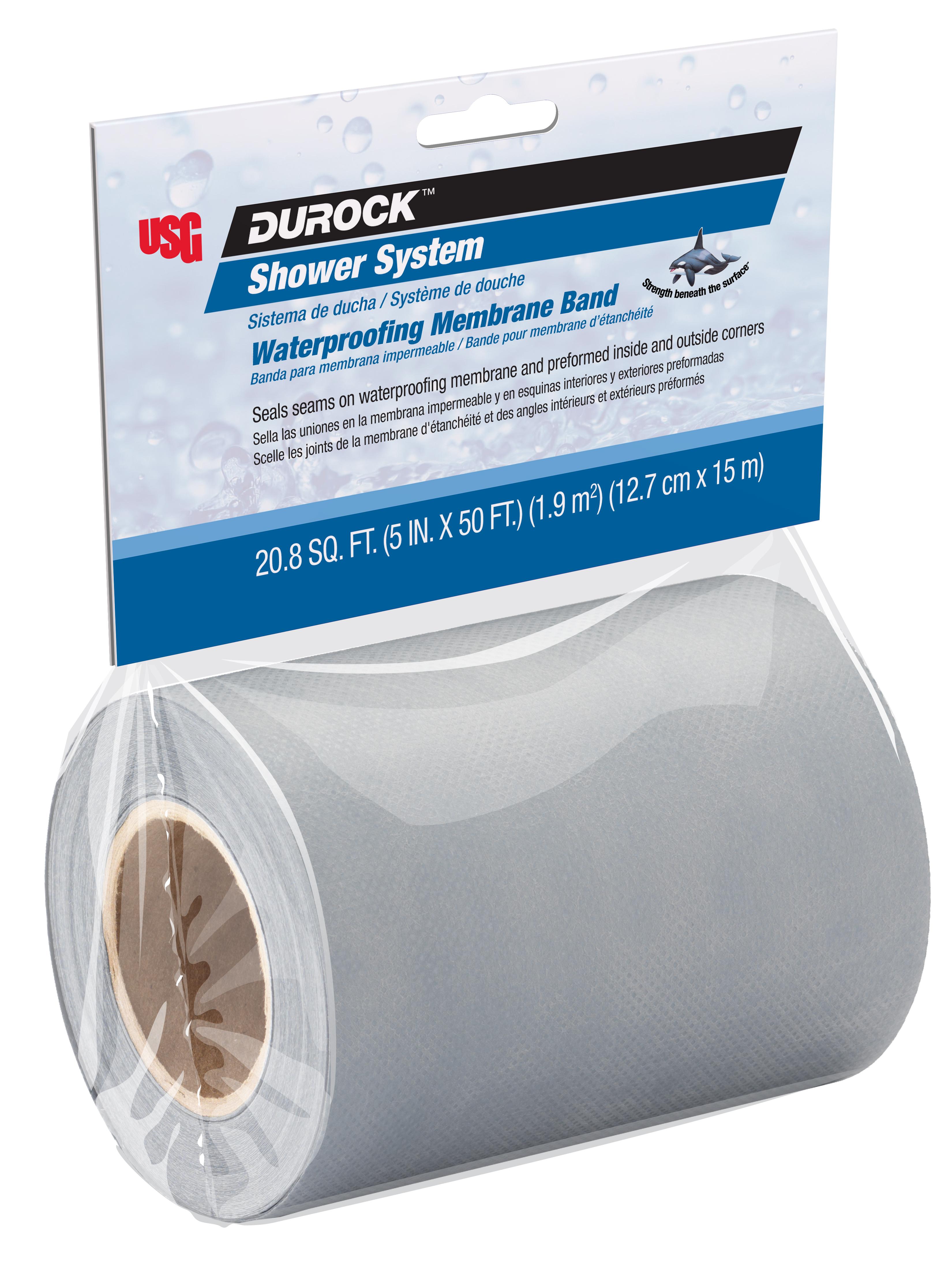 USG Durock Shower System Waterproofing Membrane 36 x 100 Rolls