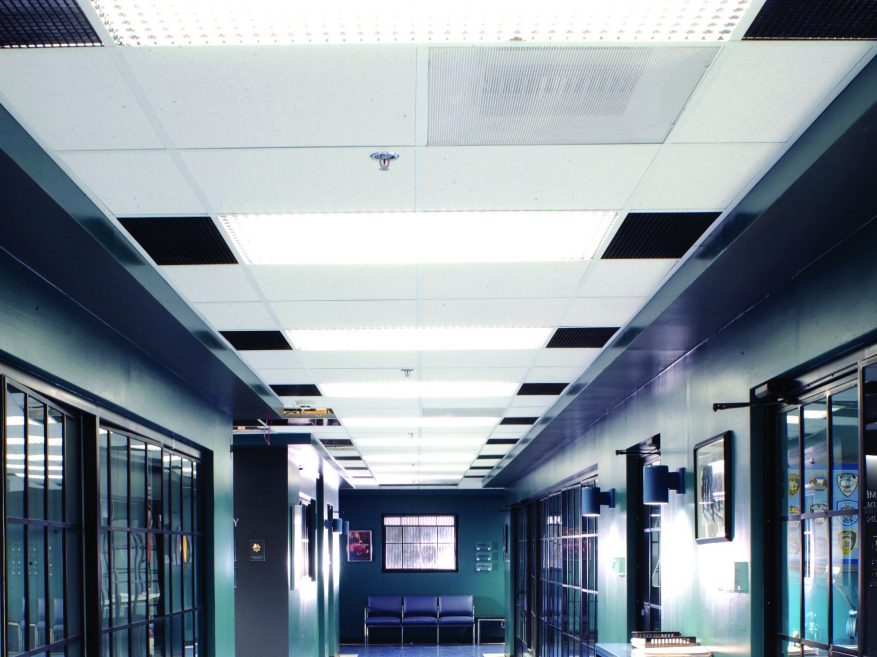 Donn® DX®/DXL™ | Concealed Acoustical Ceiling Suspension System