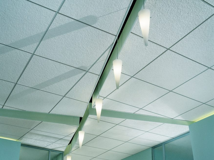 Eclipse HighNRC Acoustical Panels - 2x2 act ceiling