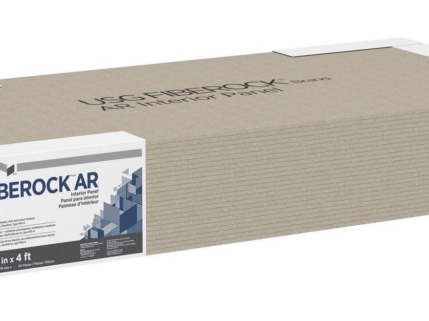 Fiberock 174 Brand Ar Interior Panels Regular And Type X Usg