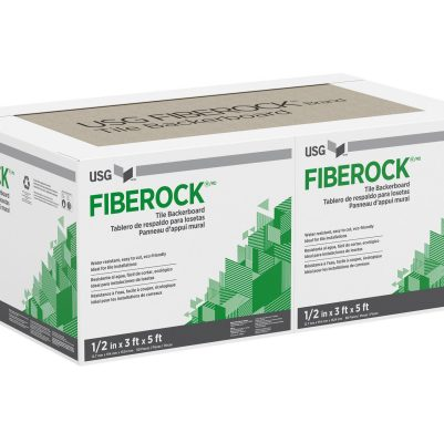 Fiberock® Tile Backerboard
