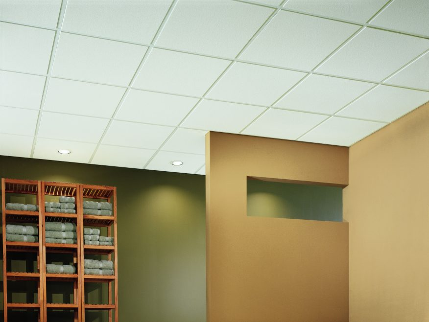 Majestic Acoustical Panels Light Reflective Ceiling Panels
