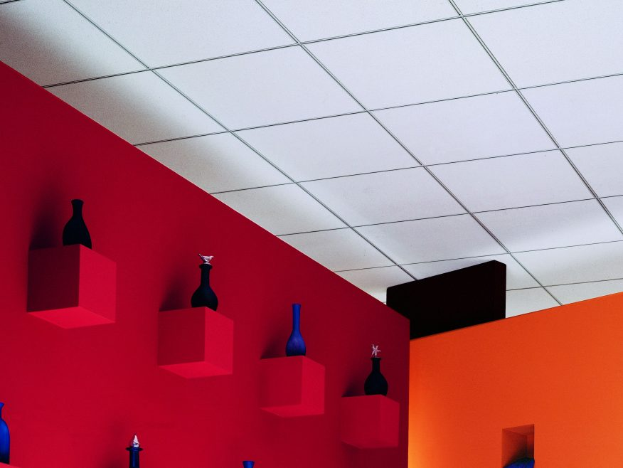 Olympia Micro Illusion Acoustical Panels Smooth Ceiling Panels