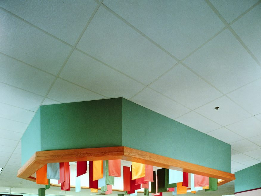 Premier Hi Lite Acoustical Panels High Recycled Fiberglass Ceiling