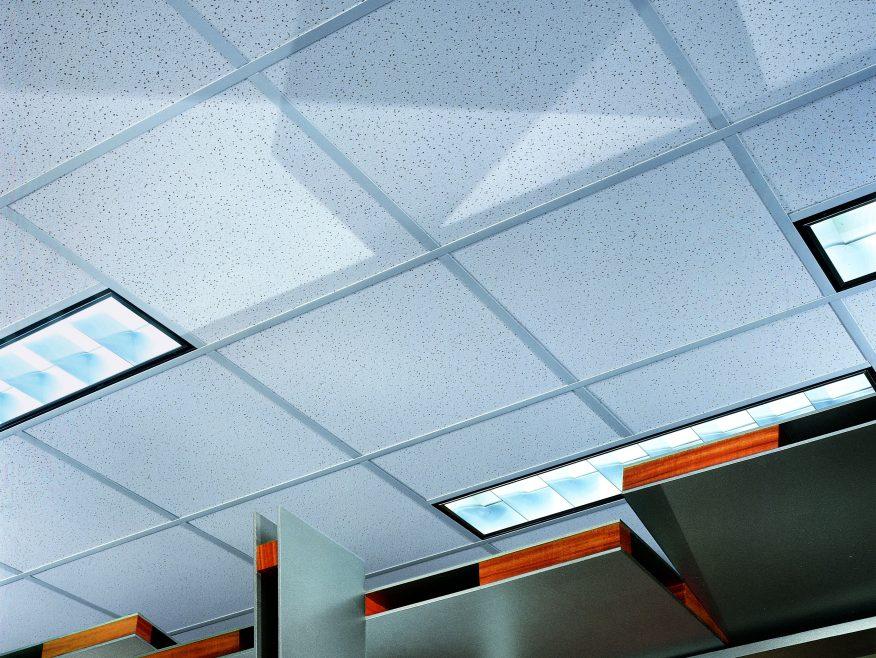 Radar High Durability Acoustical Panels Drop Ceiling Tile