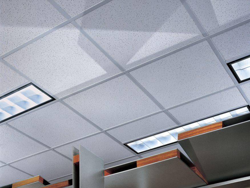 Radar Basic Acoustical Panels Acoustical Medium Textured Ceiling