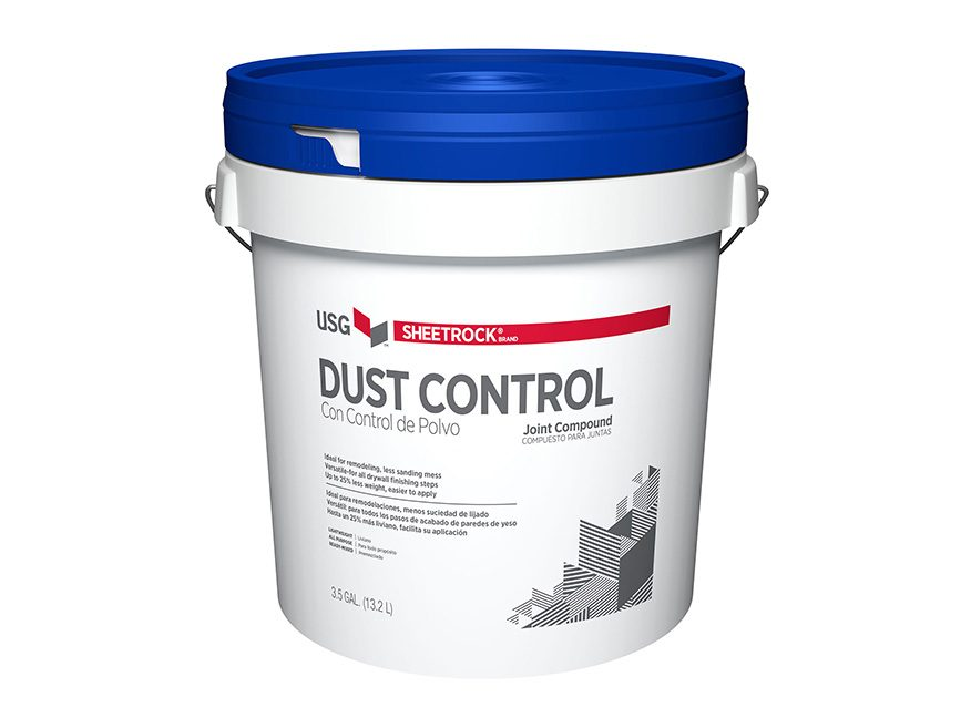 Sheetrock Brand Dust Control Joint Compound Usg