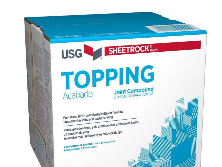 Sheetrock 174 Brand Topping Joint Compound Usg