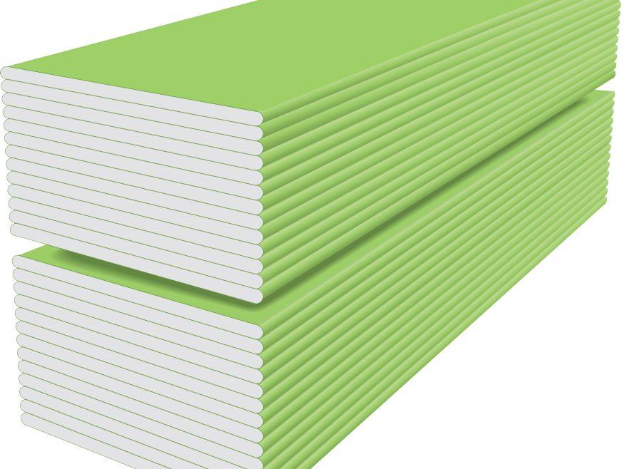 Sheetrock 174 Brand Glass Mat Liner Panels Mold Tough 174