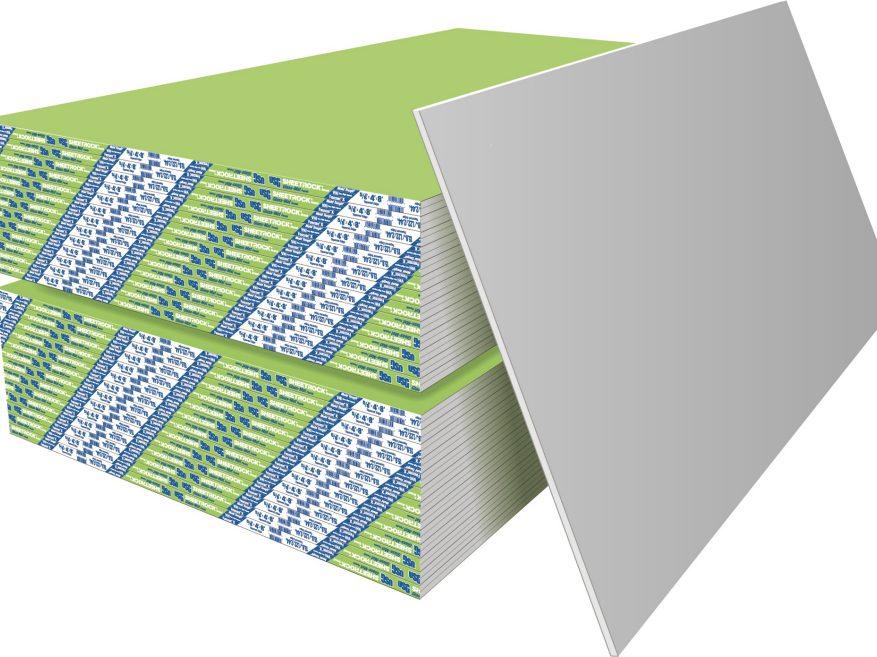 Sheetrock Brand Gl Mat Panels Mold Tough
