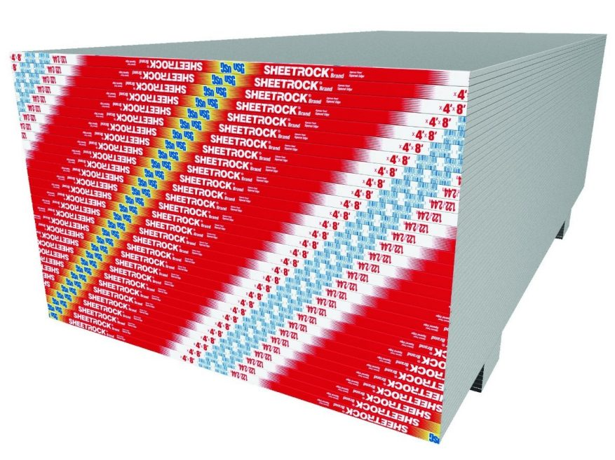Sheetrock Brand Gypsum Panels