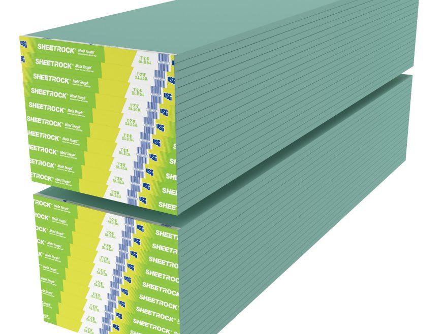 Sheetrock 174 Brand Mold Tough 174 Gypsum Liner Panels