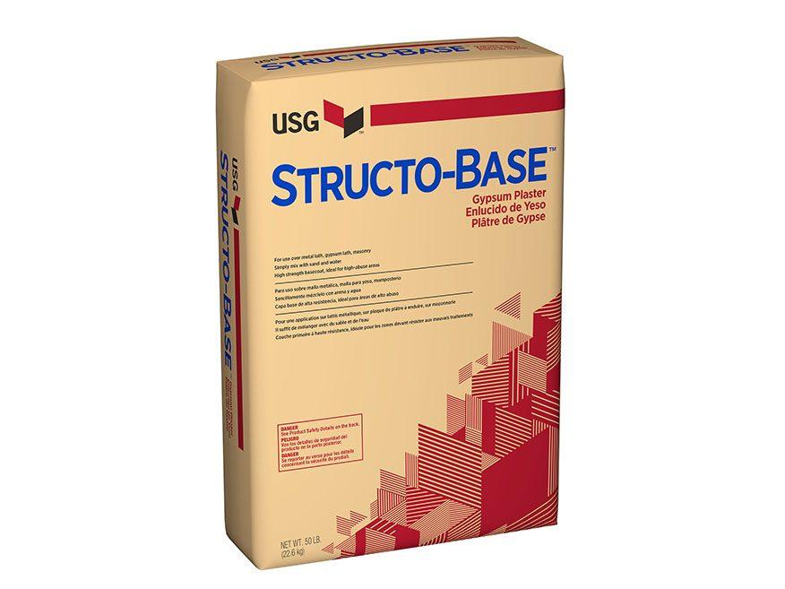 Structo Base 174 Gypsum Plaster Usg