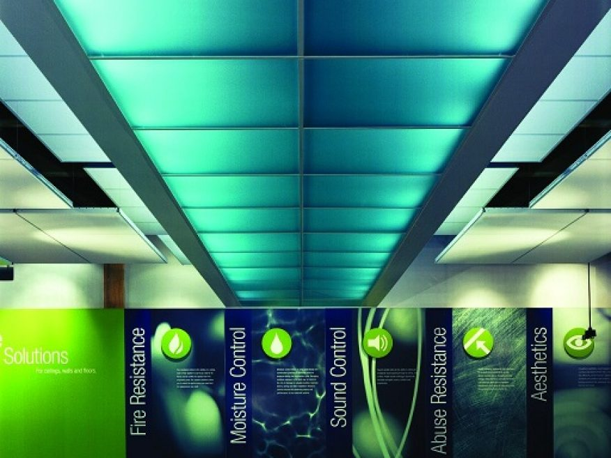 Translucents Luminous Infill Panels