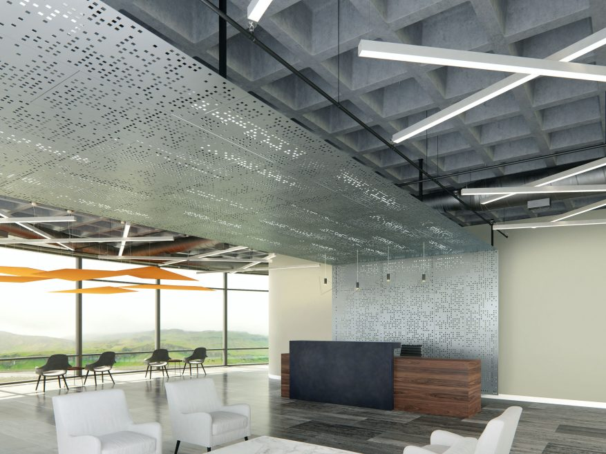 Celebration Snap In Metal Ceiling Panels Specialty