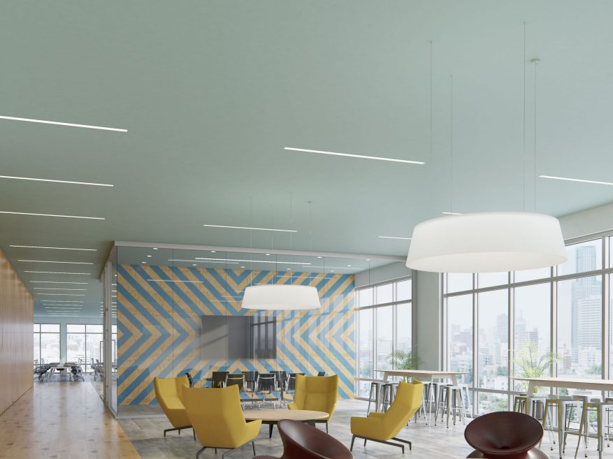 Ensemble™ Acoustical Drywall Ceiling | USG