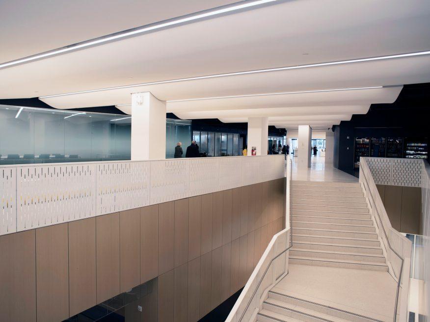 Ensemble Acoustical Drywall Ceiling Usg