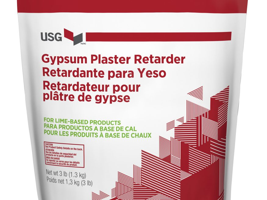 Gypsum Plaster Retarder
