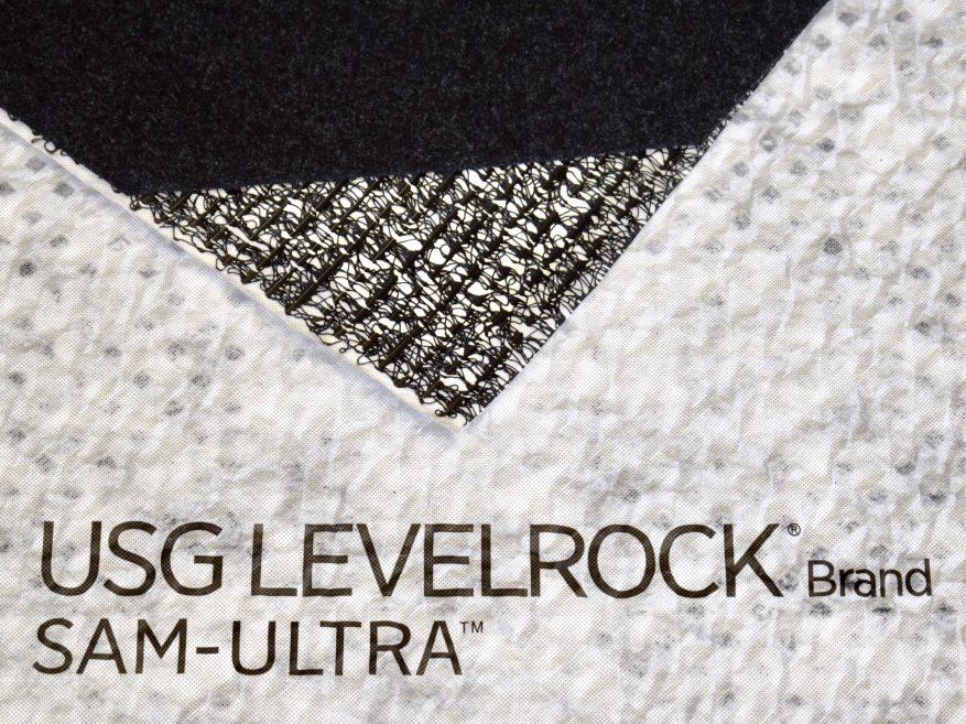 Levelrock Brand Sam N40 Ultra Sound Attenuation Mat Usg