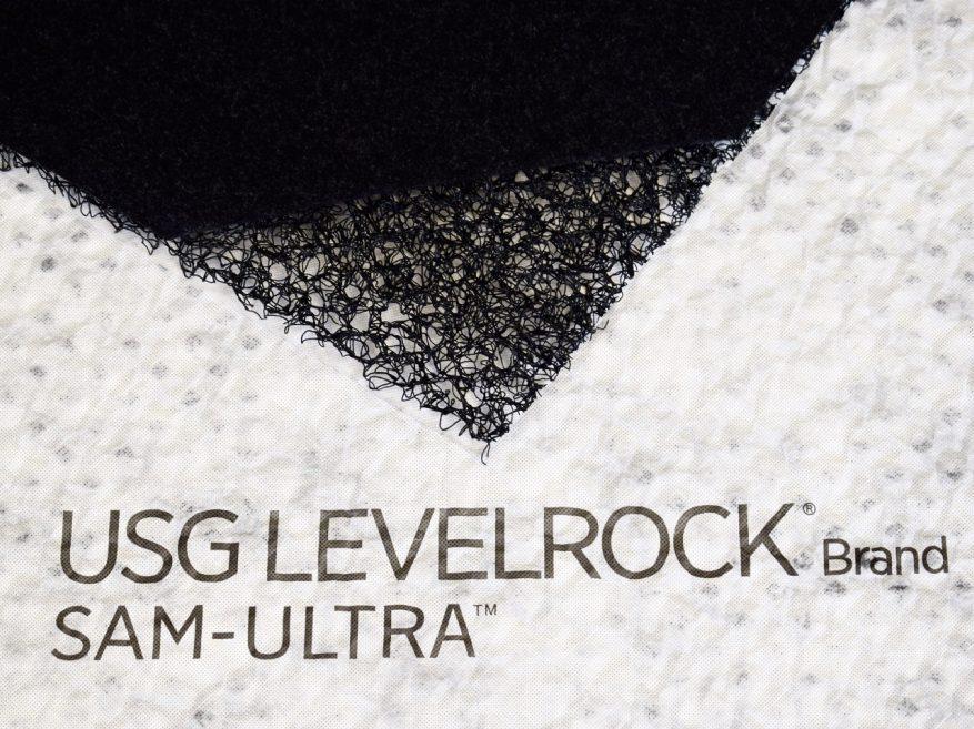 Levelrock Brand Sam N75 Ultra Sound Attenuation Mat Usg