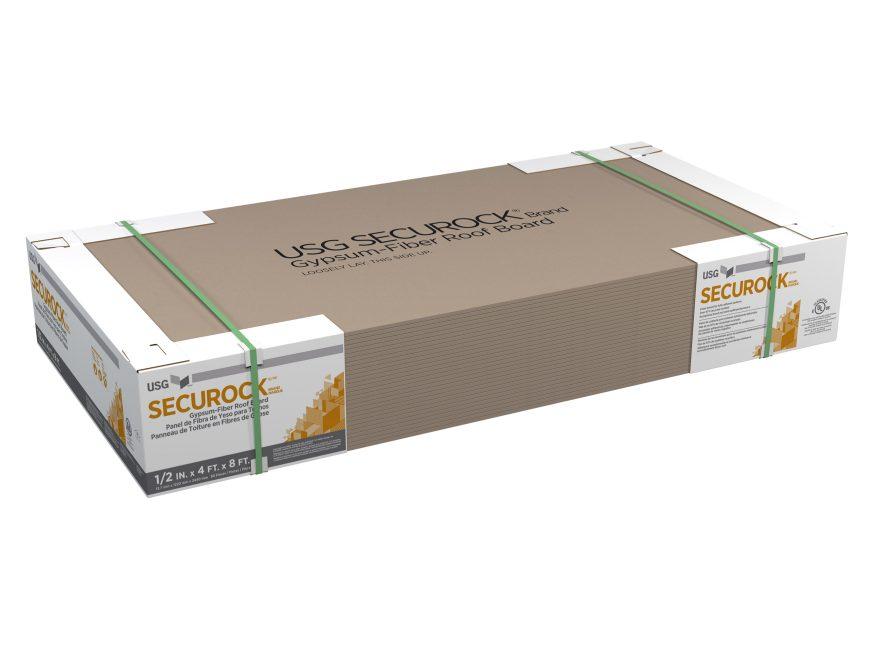 Securock 174 Brand Gypsum Fiber Roof Board Usg