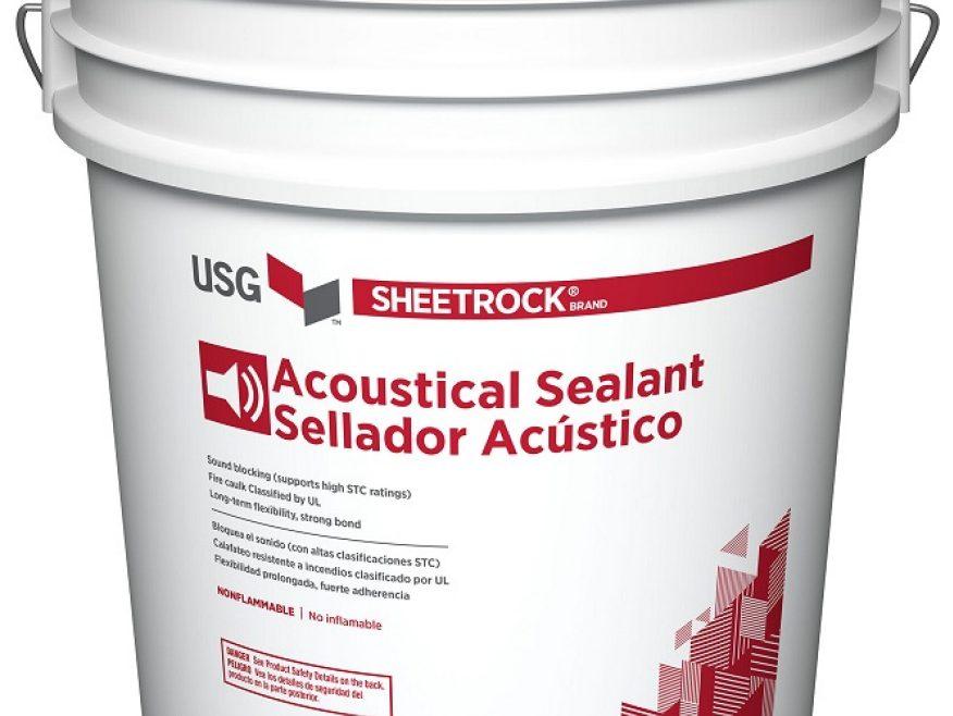 Sheetrock 174 Brand Acoustical Sealant Usg