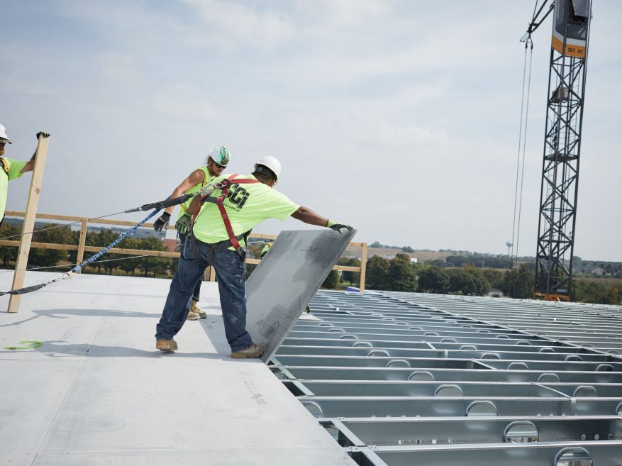 Structural Panel Concrete Roof Deck Usg