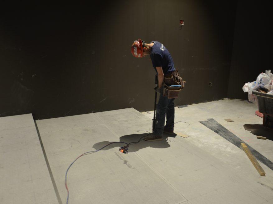 Structural Panel Concrete Subfloor | USG
