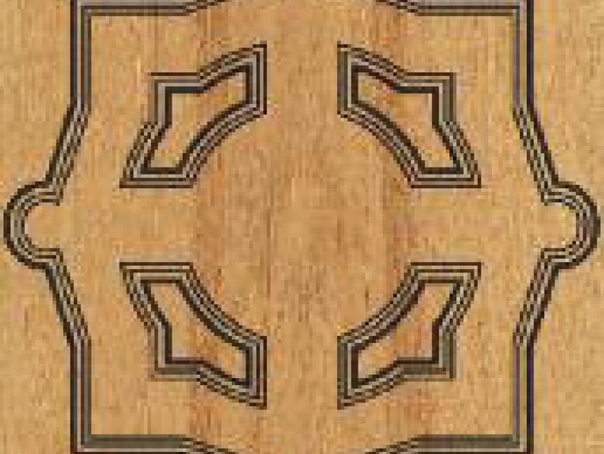 True Wood Renditions Panels Usg